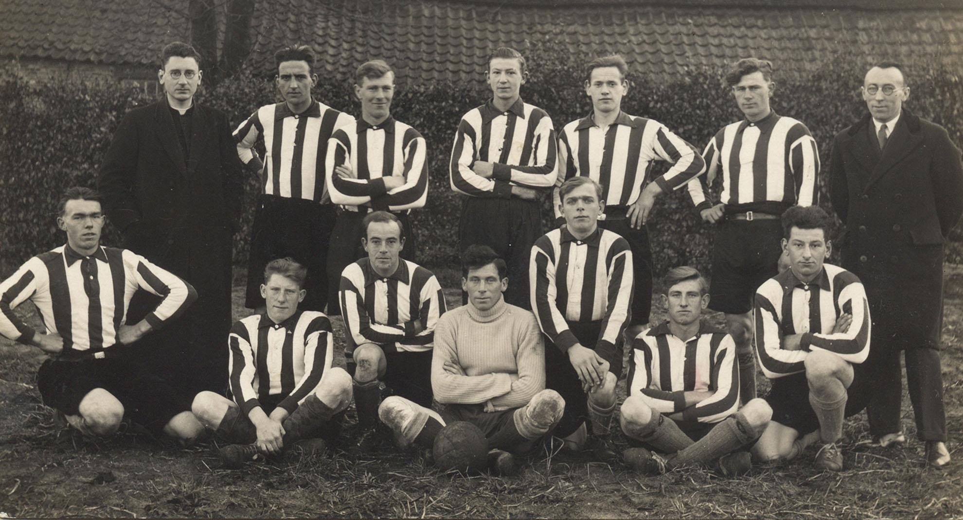 Nooit Gedacht 1 kampioen 2e klas RKVB in 1936