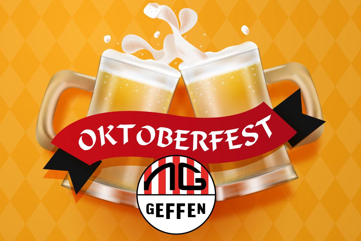 Zondag 14 oktober: OKTOBERFEST!