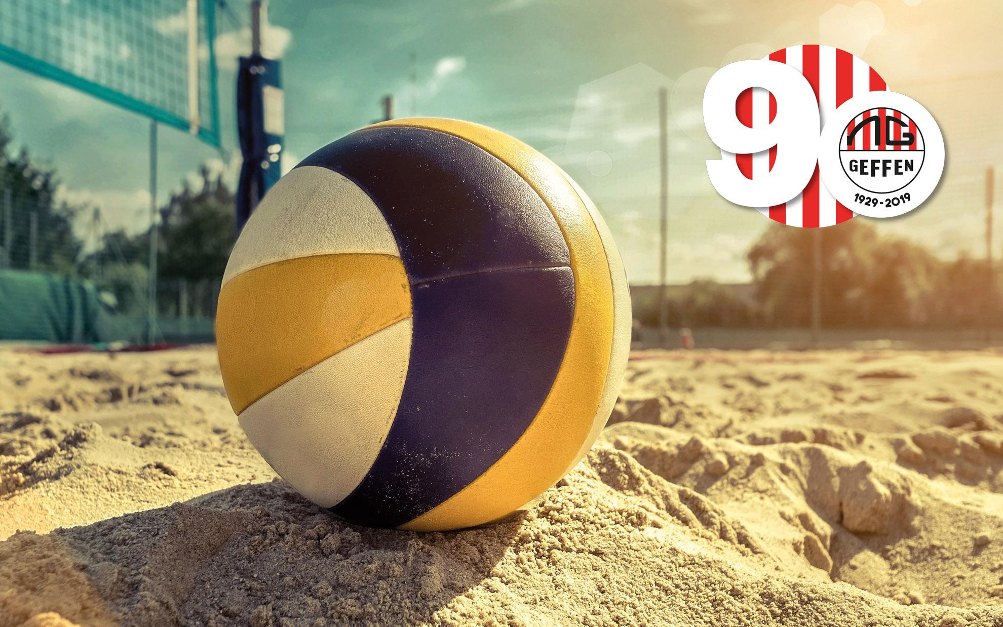 Beach Volleybal Toernooi zaterdag 7 september