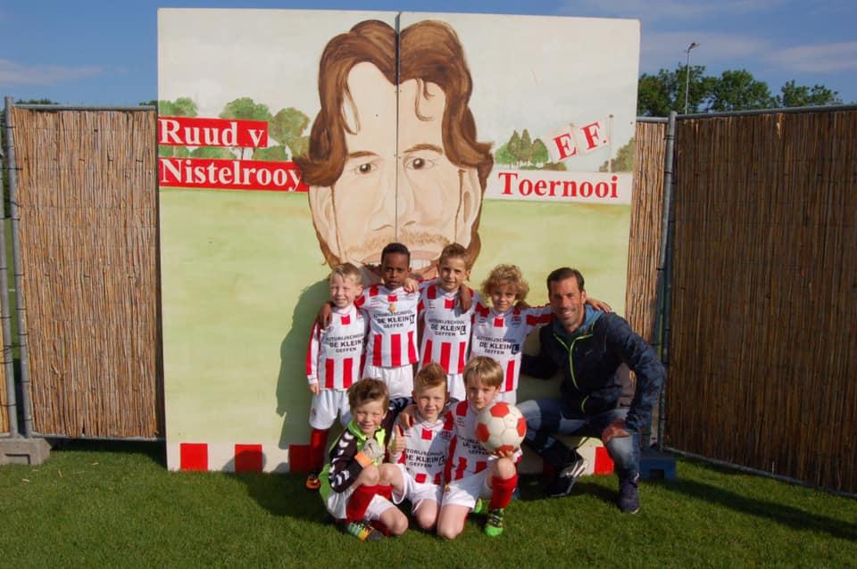 Coronamaatregelen Ruud van Nistelrooij Pupillen Toernooi