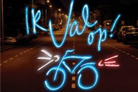 Laat 4 december je fietsverlichting controleren!