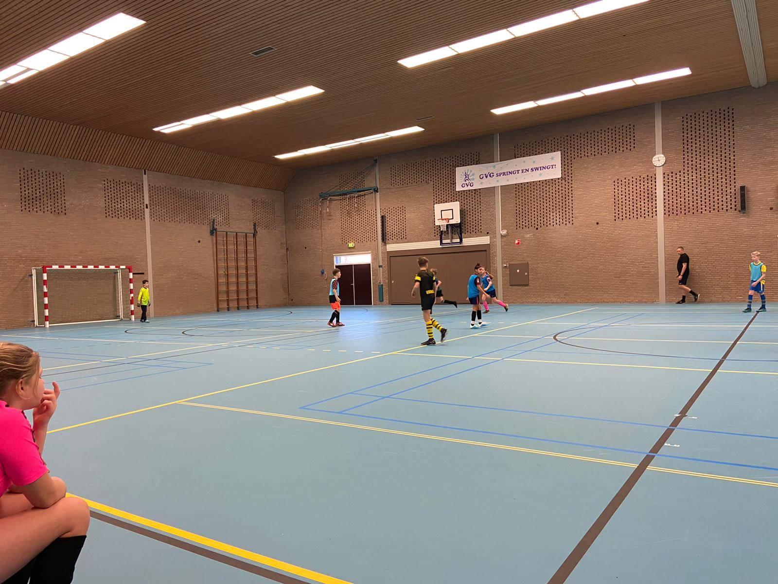 Onderlinge zaalvoetbalcompetitie jeugd