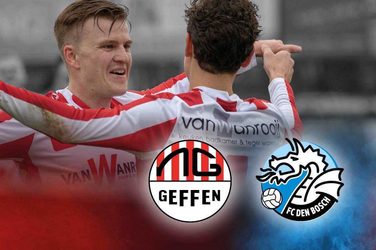Nooit Gedacht - FC Den Bosch op zaterdag 3 juli