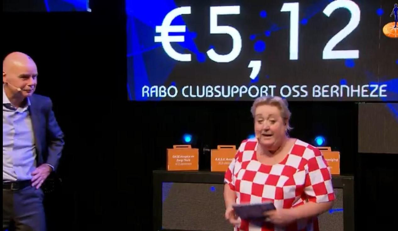 Bedankt voor je stem! Uitslag Rabo Clubsupport