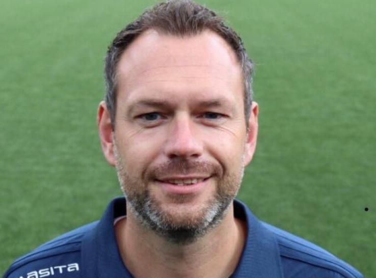 Nieuwe trainer Heren 1: Henry van der Linden
