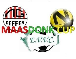 Nooit Gedacht wint Maasdonk Cup