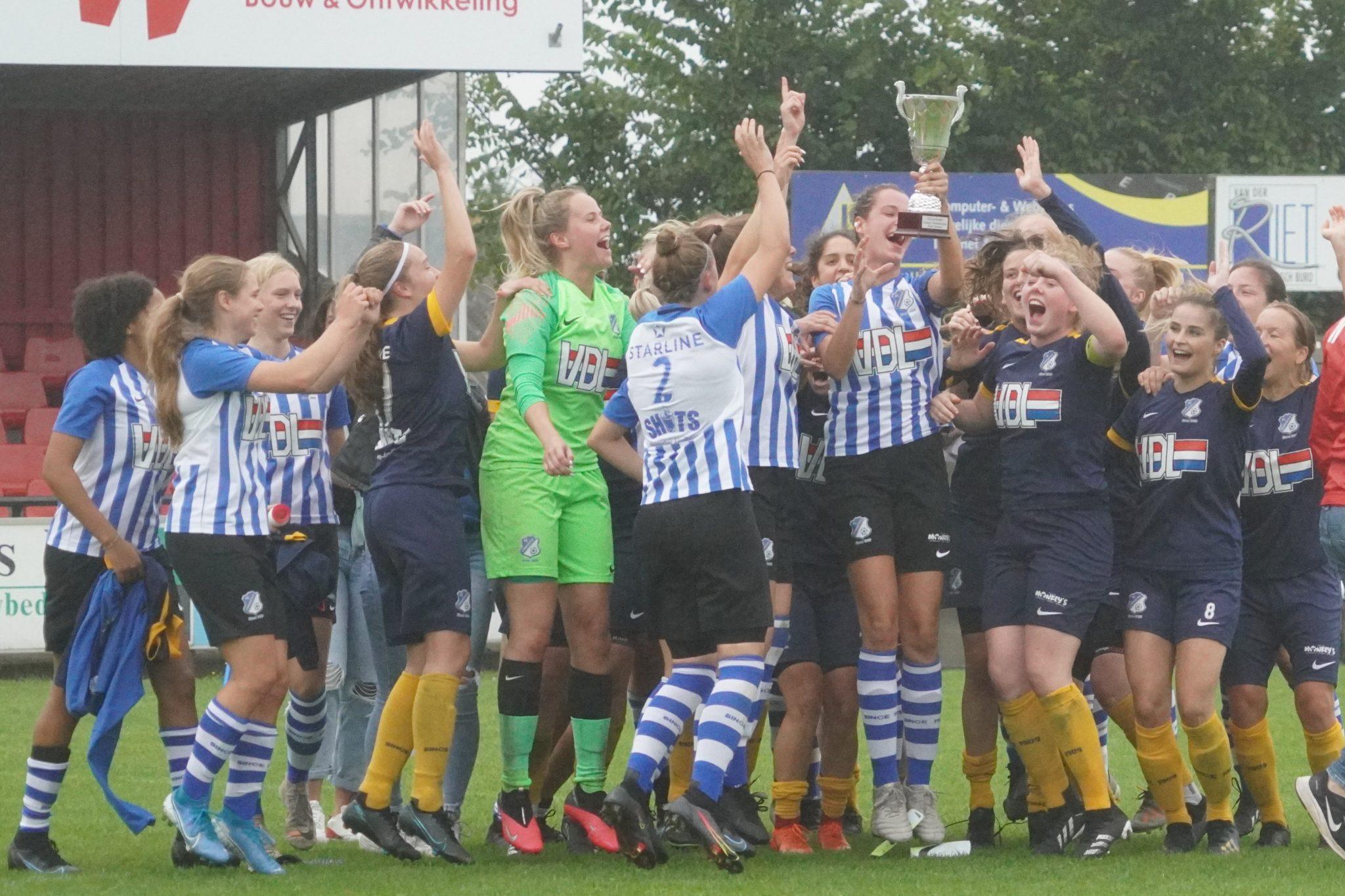 FC Eindhoven wint vrouwentoernooi